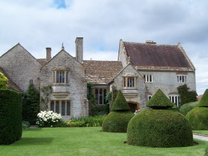 Lytes Cary Manor near Somerton