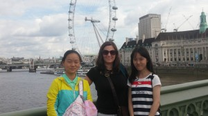 London Eye Here!