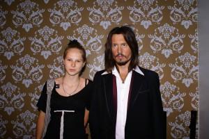 Johnny Depp and I))
