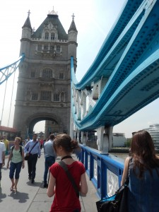 Us on Tower Bridge