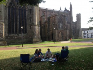 picnic hereford