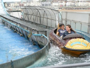 Water Ride on the Pier at Brighton