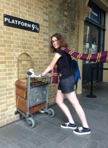 platform nine and three quaet